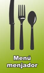Q menu menjador